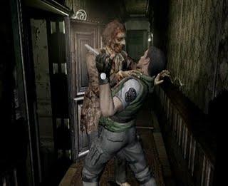 resident-evil-1 remake