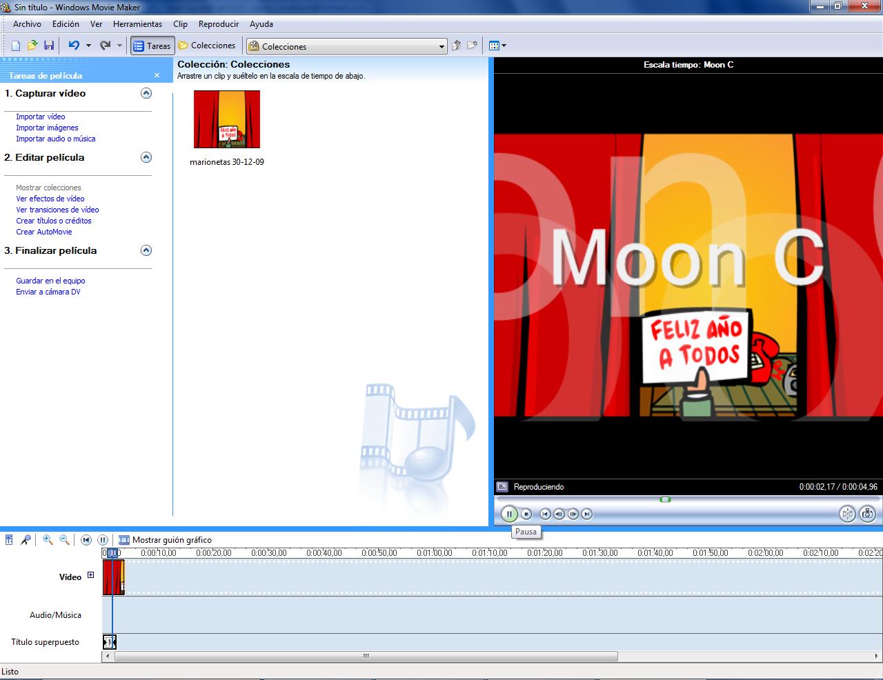 Movie Maker Help Windows 7